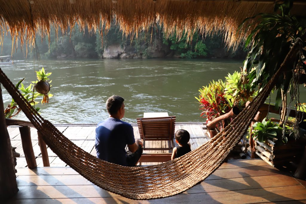 A Jungle Trip on the River Kwai